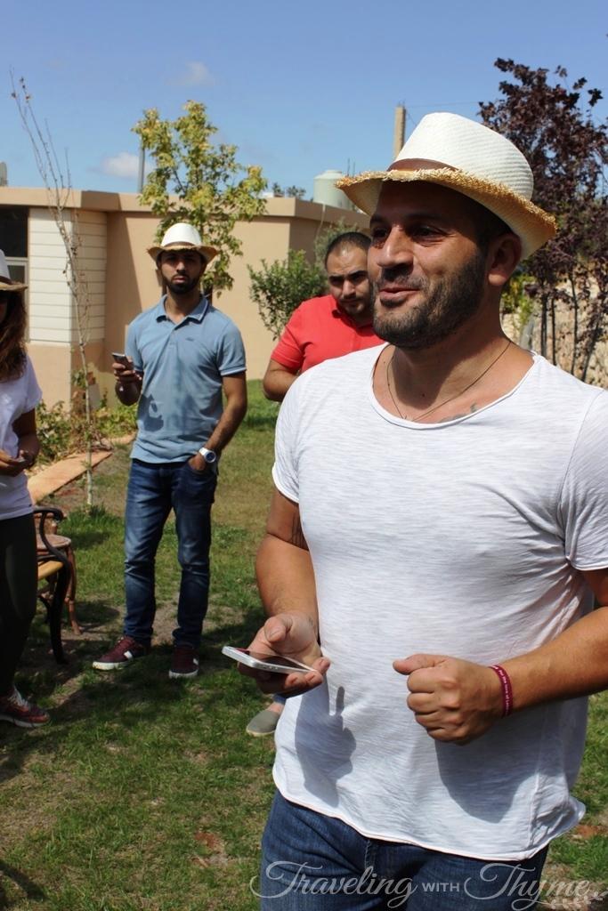 209 Lebanese Wine Sept Winery Batroun