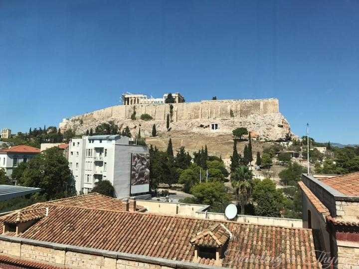 Key Tours Athens Greece Acropolis Hill