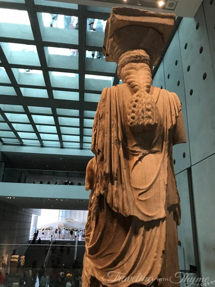 Acropolis Museum Key Tours Greece Athens