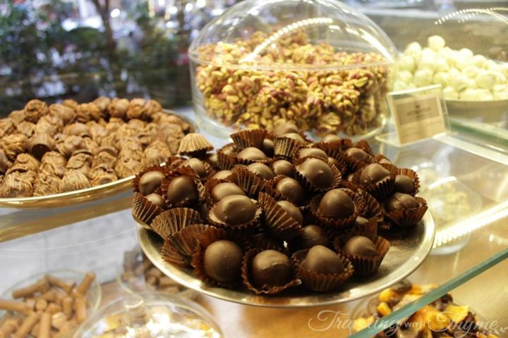 Aristokratikon Chocolate Delicious Dark Athens Greece
