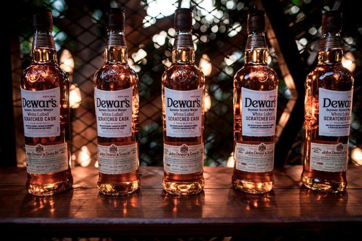Scotch Egg Club Dewars Whisky Marketing