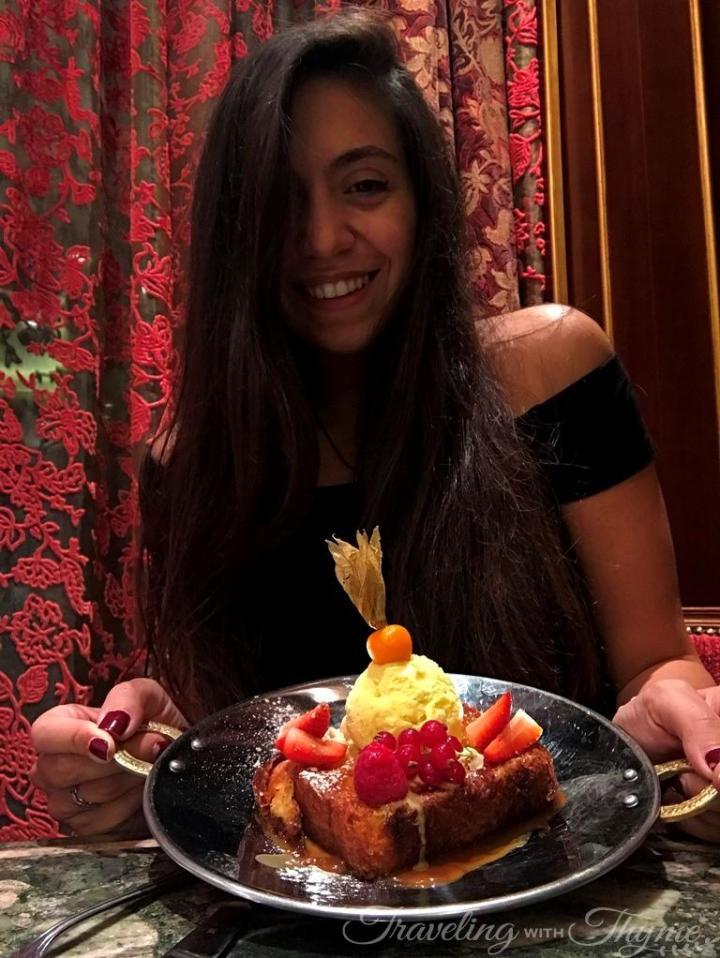 Chez Alain Restaurant Review Lebanese Blogger
