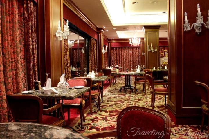 Chez Alain Restaurant Grand Hills Broumana