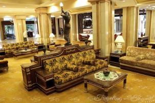 Grand Hills Hotel Broumana Lebanon Lobby