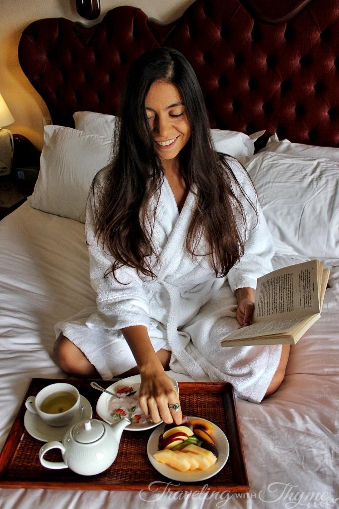 Hotel Suite Room Service Blogger Lebanon