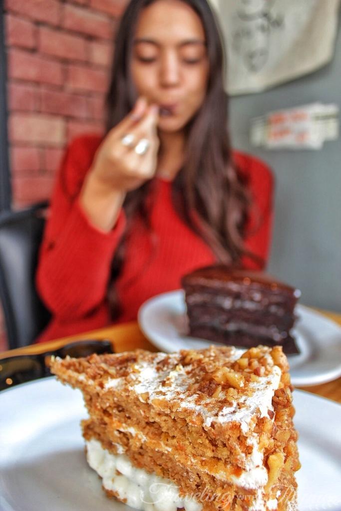 Sandwiched Diner Dessert Lebanese Blogger