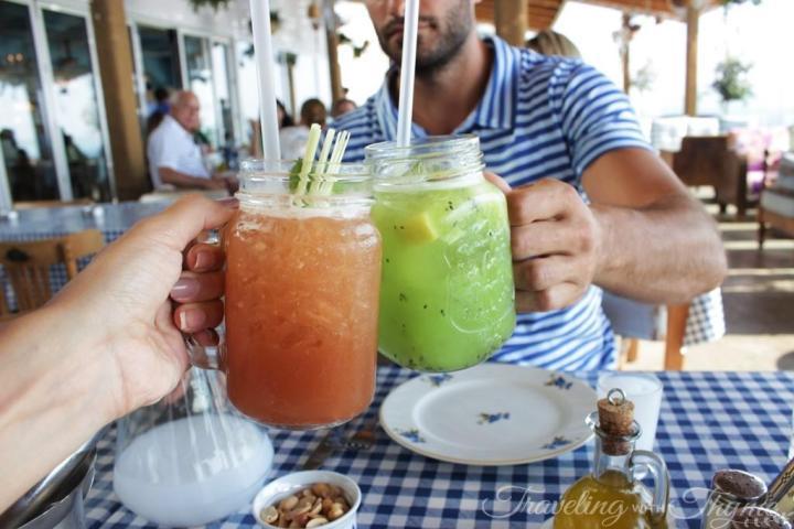 Al Falamanki Raouche Juice Drinks Lemonade