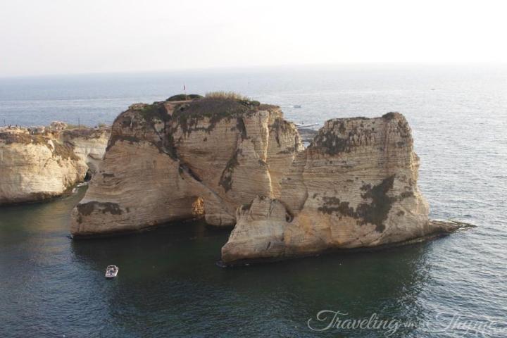 Al Falamanki Raouche Rock View