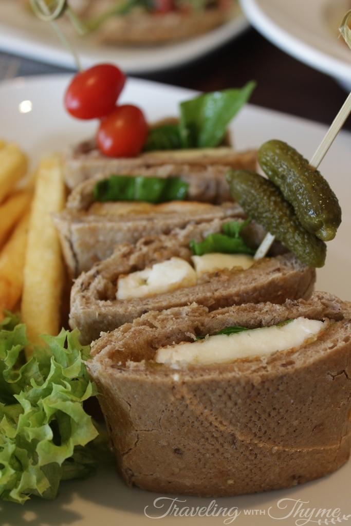 Rotana Bella Vita Healthy Restaurant Lebanon