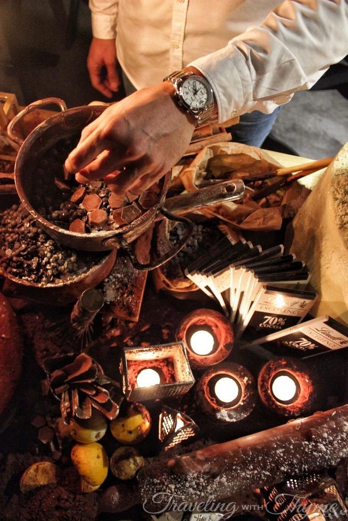 SteakBarSushi Chocolate Lindt Pairing Matthew Muller