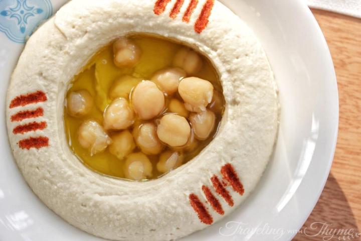 Enab Beirut Byblos Hummus Lebanese mezza