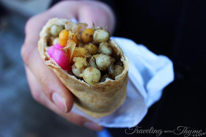 Moghrabieh Dabboussy Daboussi Tripoli Street Food
