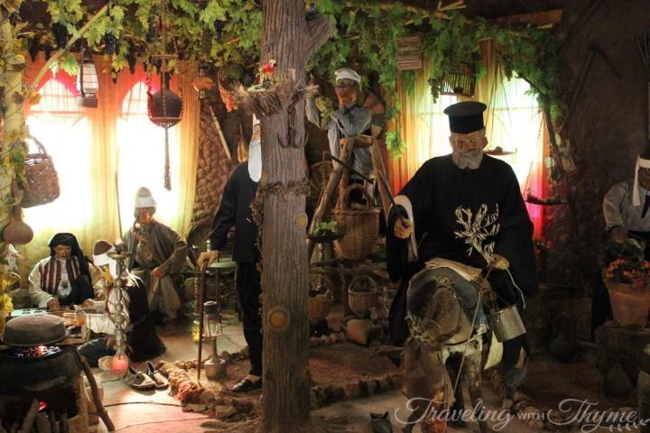 Moussa Castle Beiteddine Lebanon Wax Museum
