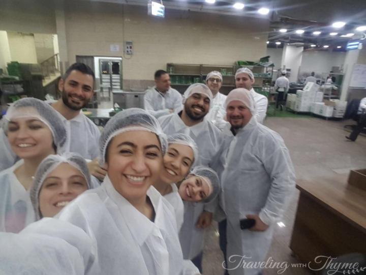 hallab tripoli znoud Lebanese foodies Lebanon