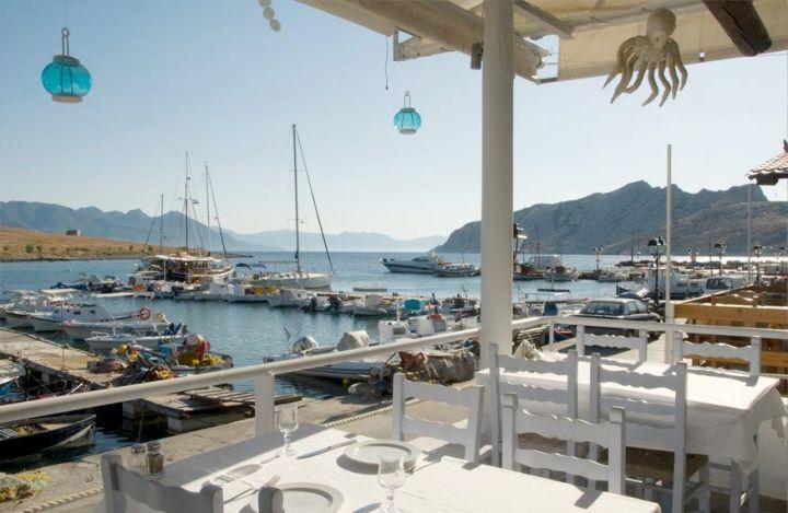 Aegina Greece Nontas Fish Restaurant Perdika