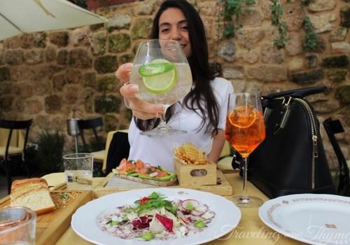 Ritage Maroun Chedid Lebanese Food Blogger