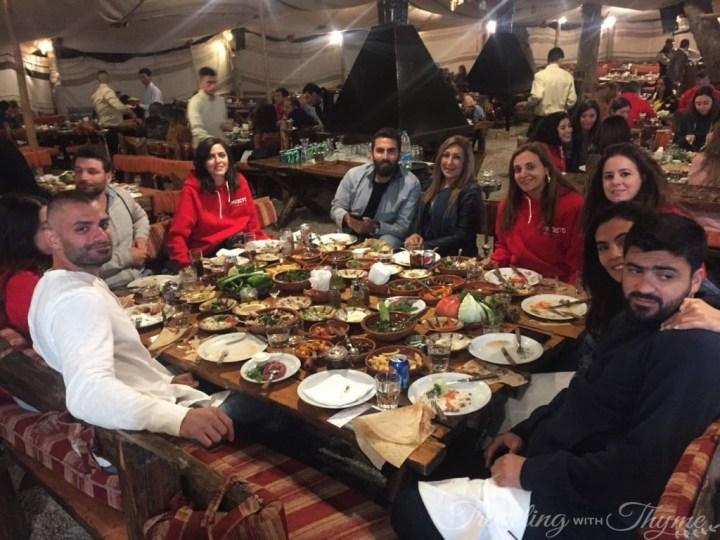 Lebanese Bloggers Influencers Media Press Trip