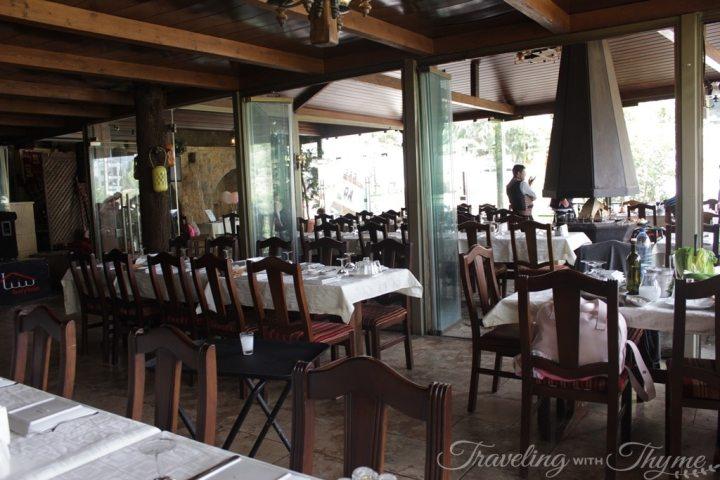 Baytna Barouk Restaurant Interior Decor Lebanese