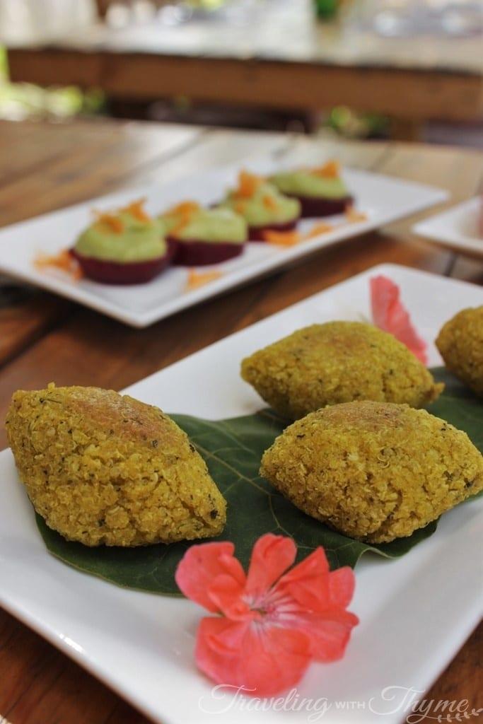 Coara Vegan Kibbe Kebbe Lebanese FOOD