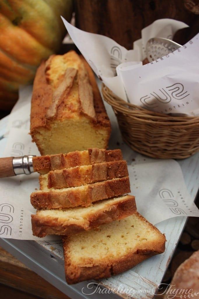 SUD Brunch Beirut English Cake Breakfast
