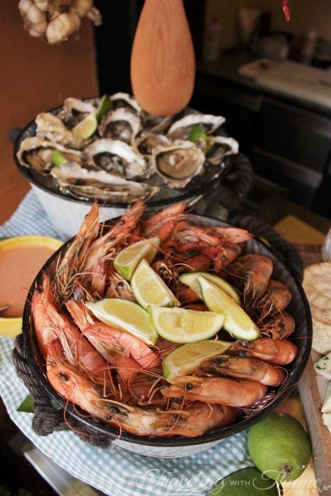 SUD Brunch beirut shrimps lebanon eats