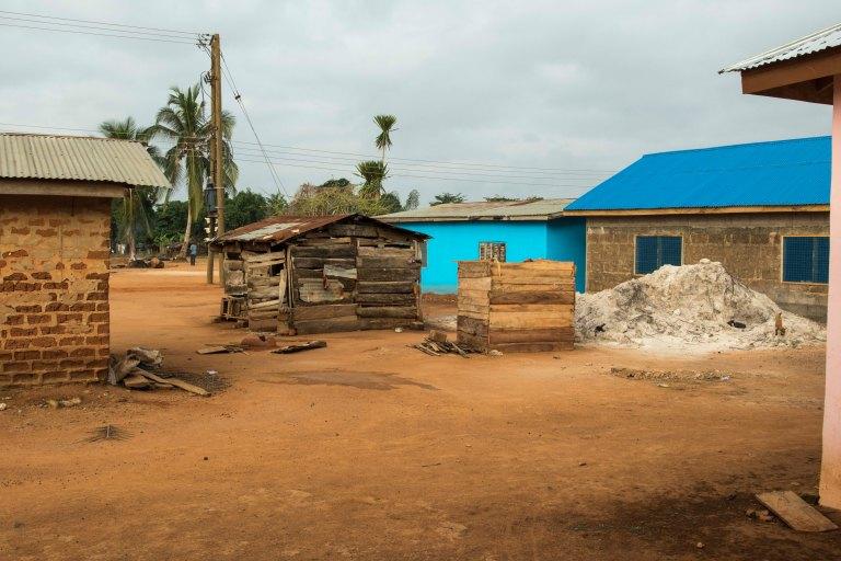 Ghana-Good bye-0814