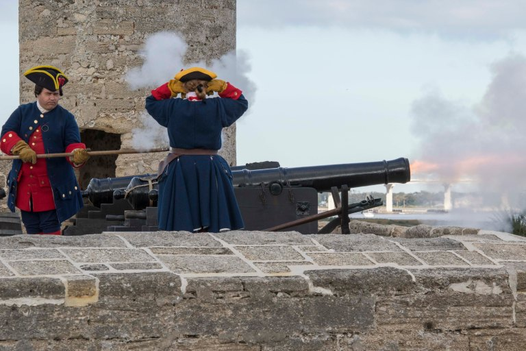 Castillo De San Marcos-2155