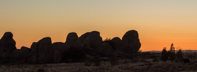 Gila Cliff Dwellings City of Rocks-2573