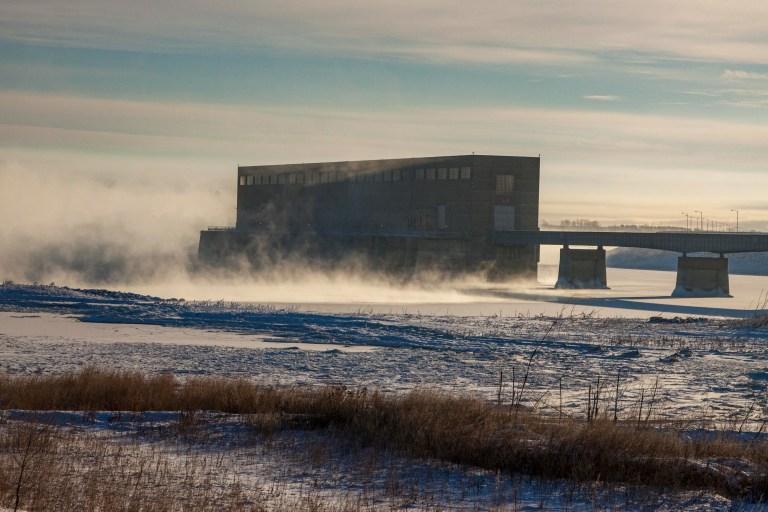 Garrison Dam-8108