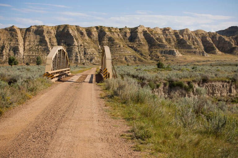 Badlands Bridge-2843