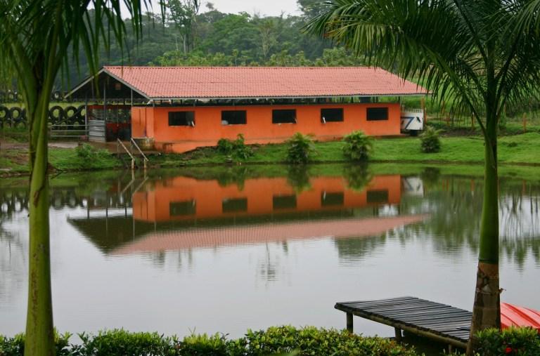Costa Rica Horse Barn