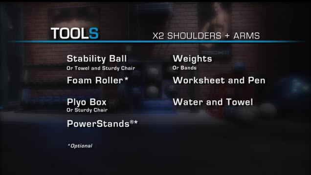 Shoulders Arms Comparison P90x P90x2 Home – Desenhos Para Colorir