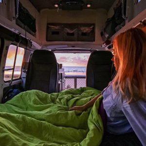 Across Australia in a Camper Van