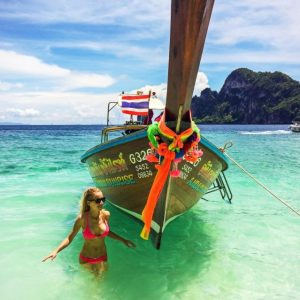 Phuket and Phi Phi Islands Thailand