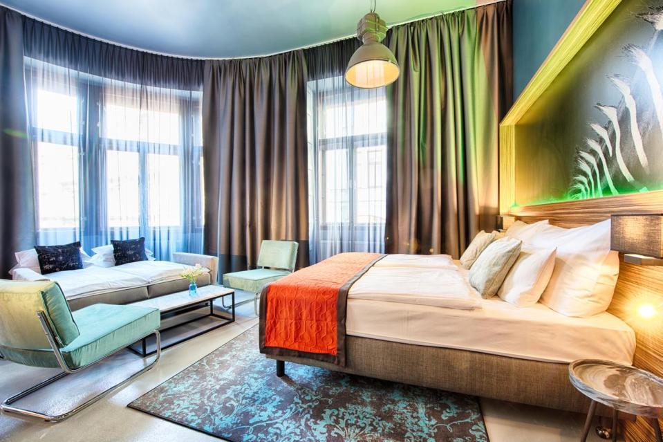 布拉格青年旅館推薦