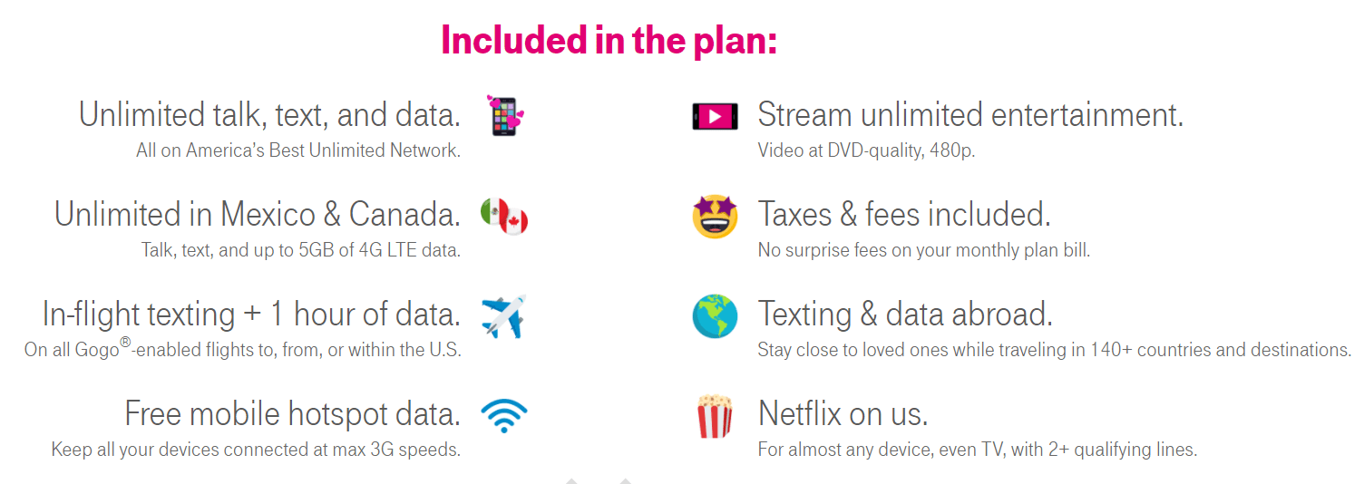 T Mobile One Military Plan Review Travelinpoints