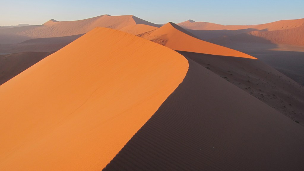 traveling namibia best and worst