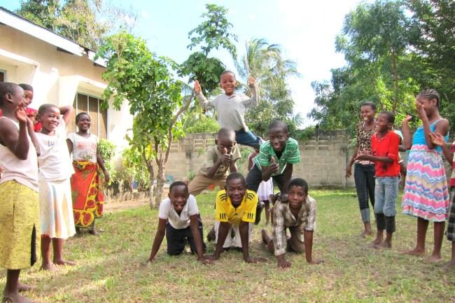 children in 3rd world countries