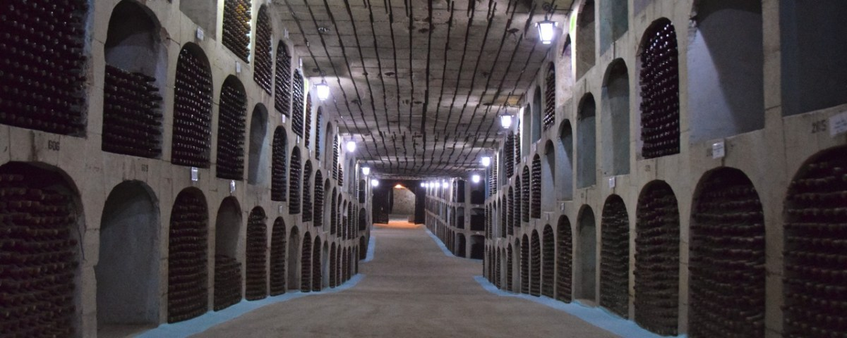 When Visiting Moldova, you must see the wine caves