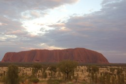 See Uluru when you've got an Australian Working Holiday Visa
