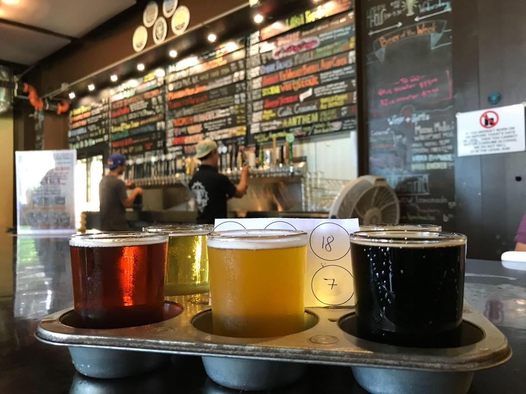 Maui Brewing Company Beers
