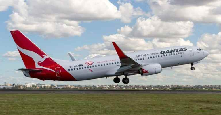 Qantas to required COVID 19 vaccination for international travelers