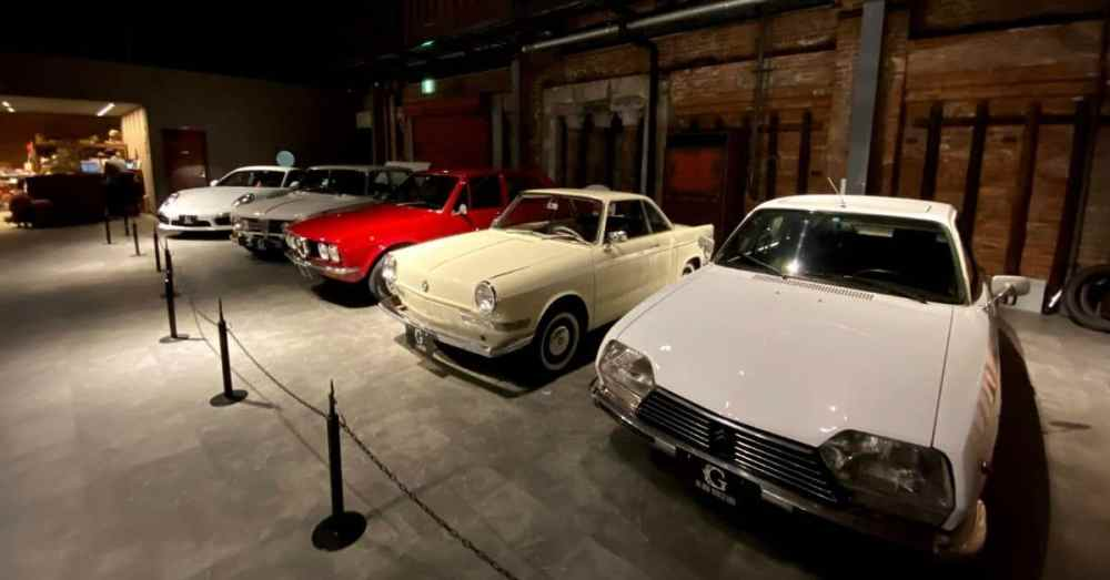 Glion Museum - Japanese Classic Cars