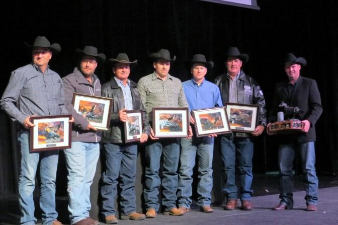 Equine Award Recipients