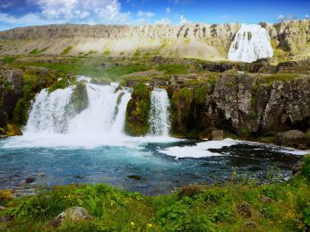 Waterfalls of the West Fjords