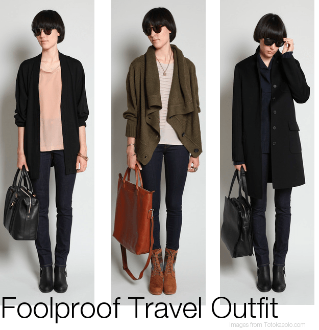 Post image for Foolproof Travel Outfit