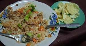 Nasi Uduk Empal Pasar Lama Serang