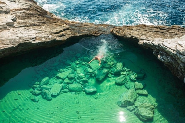 20 Awesome Pools - Giola Lagoon