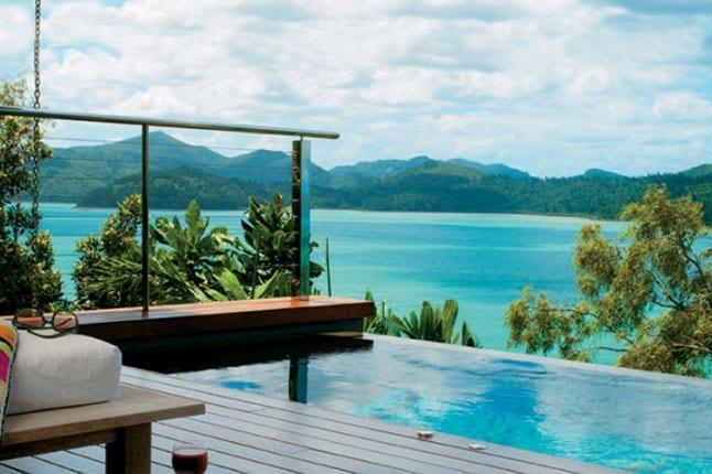 20 Awesome Pools - Qualia Hotel