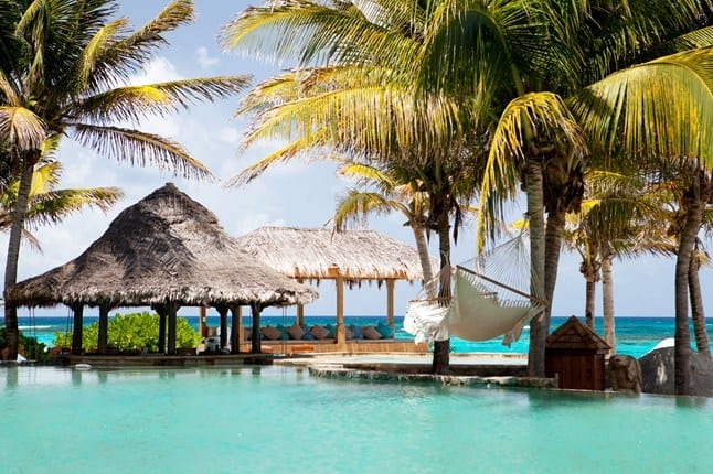 20 Awesome Pools - Richard Branson's Necker Island Resort